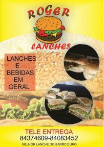 roger lanches